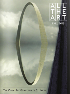 ALL THE ART Fall 2015