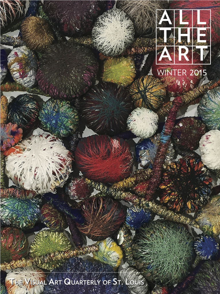 ALL THE ART: Winter 2015